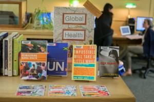 Global Health display 2015